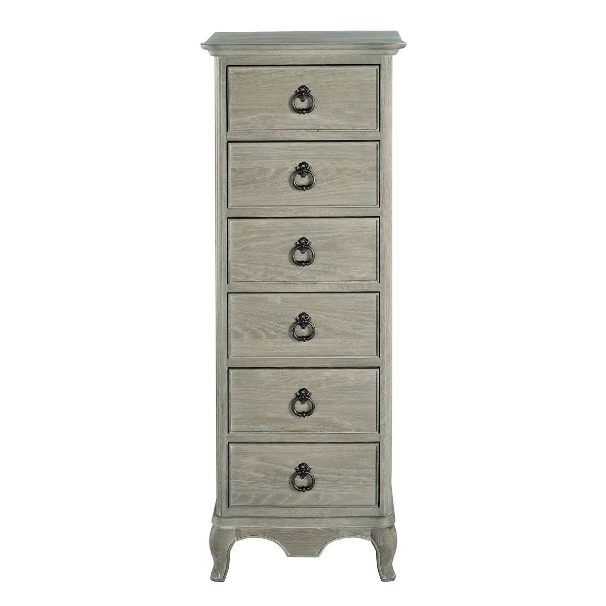 Willis Gambier Camille 6 Drawer Tall Chest Willis