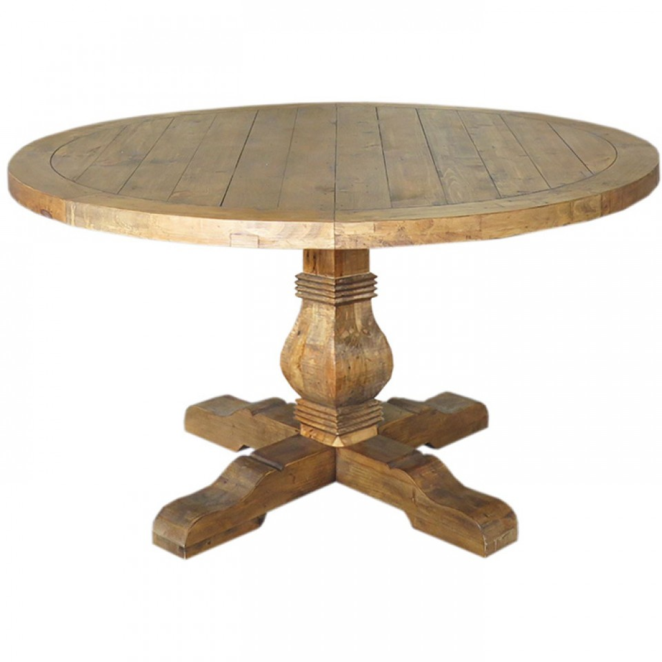 Camrose Round Dining Table Dining Room Classic
