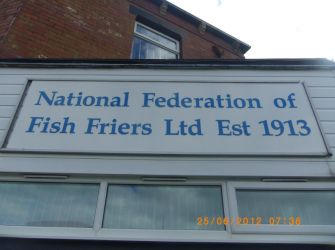 National Federation of fish Fryers, Leeds