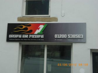 F1 Pizzeria, Clitheroe