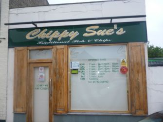 Chippy Sue`s, Whittlesy