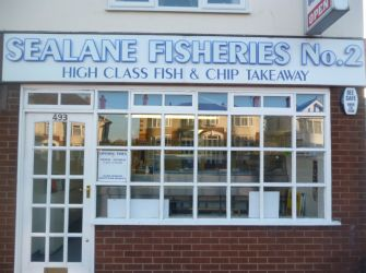 Sealane Fisheries, Cleethorpes