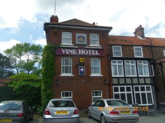 Biddall Leisure: The Vine Hotel