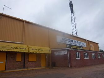 Boston United Football Club, Boston