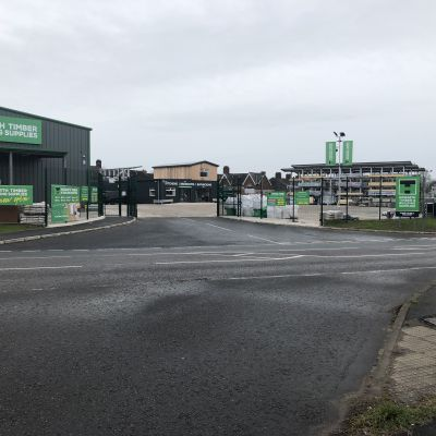 Howarth Timber - New Distribution Facility