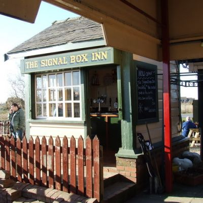 The Smallest Pub In the World