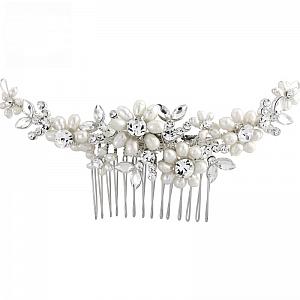 Chloe Freshwater Pearl Bridal Comb
