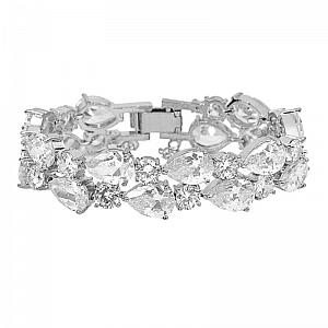 Crystal Extravagance Occasion Bracelet