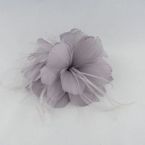 Feather Fascinator Clip