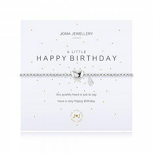 Joma Bracelet - Happy Birthday