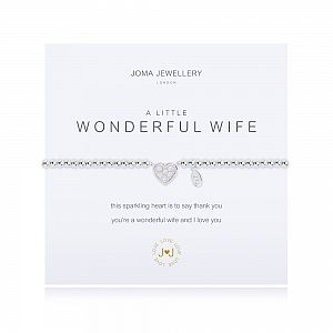 Joma Bracelet -  Wonderful Wife