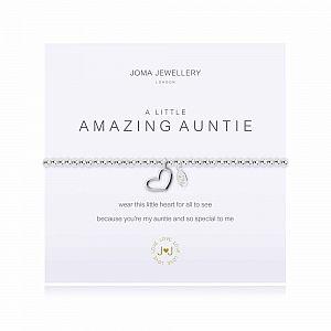 Joma Bracelet - Amazing Auntie