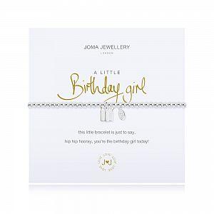 Joma Bracelet - Birthday Girl