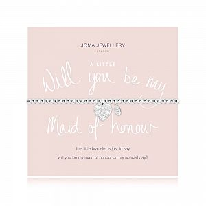 Joma Bracelet - Will you be my Maid of Honour
