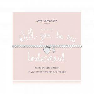 Joma Bracelet - Will you be my Bridesmaid