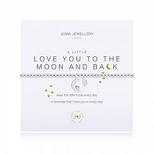 Joma Bracelet - Love you to the Moon and Back