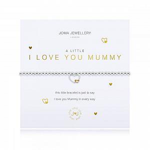 Joma Bracelet -  I Love You Mummy