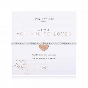 Joma Bracelet -  You Are So Loved