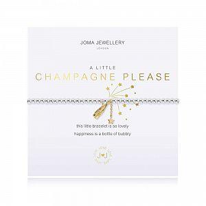 Joma Bracelet -  Champagne Please