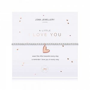Joma Bracelet -  I Love You