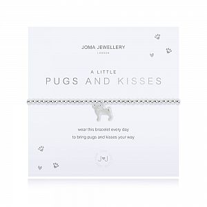 Joma Bracelet -  Pugs and Kisses