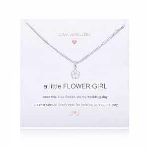 Joma Necklace -  Flower Girl