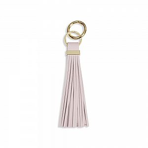 Katie Loxton Lora Tassel Keyring - Pink