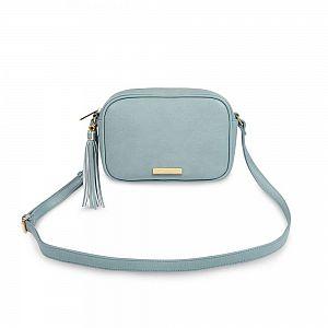 Katie Loxton Sophia Tassel Bag - Pale Blue