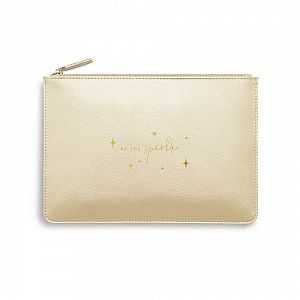 Katie Loxton Perfect Pouch - Be the Sparkle