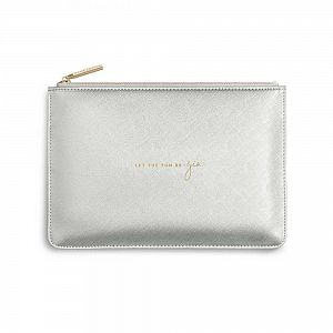 Katie Loxton Perfect Pouch - Let the Fun Be-Gin