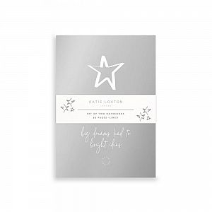 Katie Loxton Small Duo Pack Notebooks - Big Dreams Lead to Bright Ideas