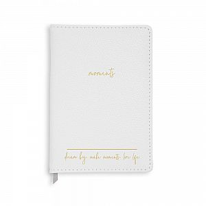 Katie Loxton A5 Notebook - Dream Big, Make Moments, Love Life