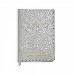 Katie Loxton A5 Notebook - She Believed She Could so She Did!