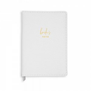 Katie Loxton A5 Brides Notes Notebook