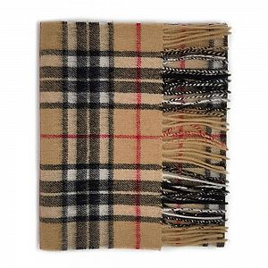 100% Cashmere Scarf - Official Scotty Camel Thomson