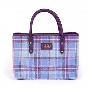 Ness Tweed Bag - Beauly Heather