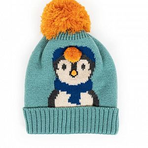 Cosy Kids Penguin Hat