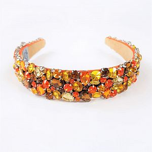 Designer Jewelled Headband - Shaan