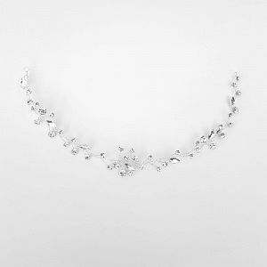 Daisy Diamante Bridal Hair Vine