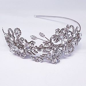 Gatsby Diamante Encrusted Side Hair Band