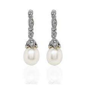 Boho Freshwater Pearl Earrings
