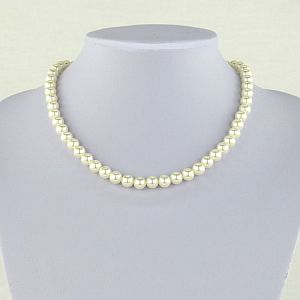 Hepburn Freshwater Pearl Necklace
