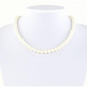 Hepburn Freshwater Pearl Bridal Necklace