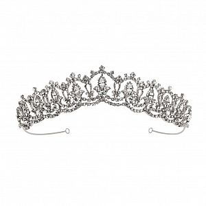 Cambridge Crystal Wedding Tiara