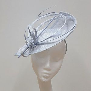 Pale Blue Disc / Wedding Hat