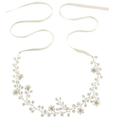 Floral Romance Hair Vine, Bridal Hair Accessories