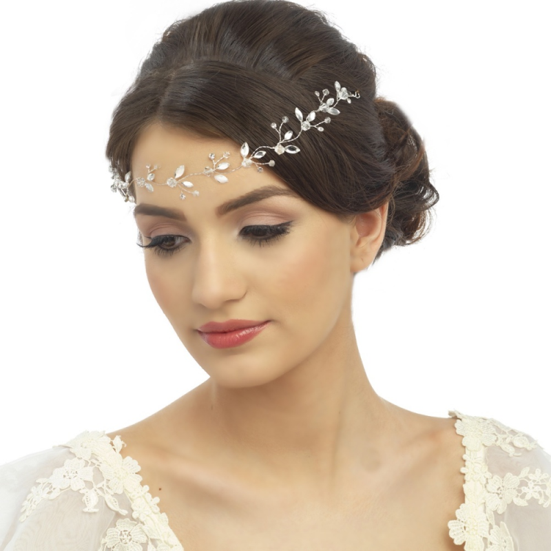 Crystal Chic Hair Vine, Bridal Hair Accessories