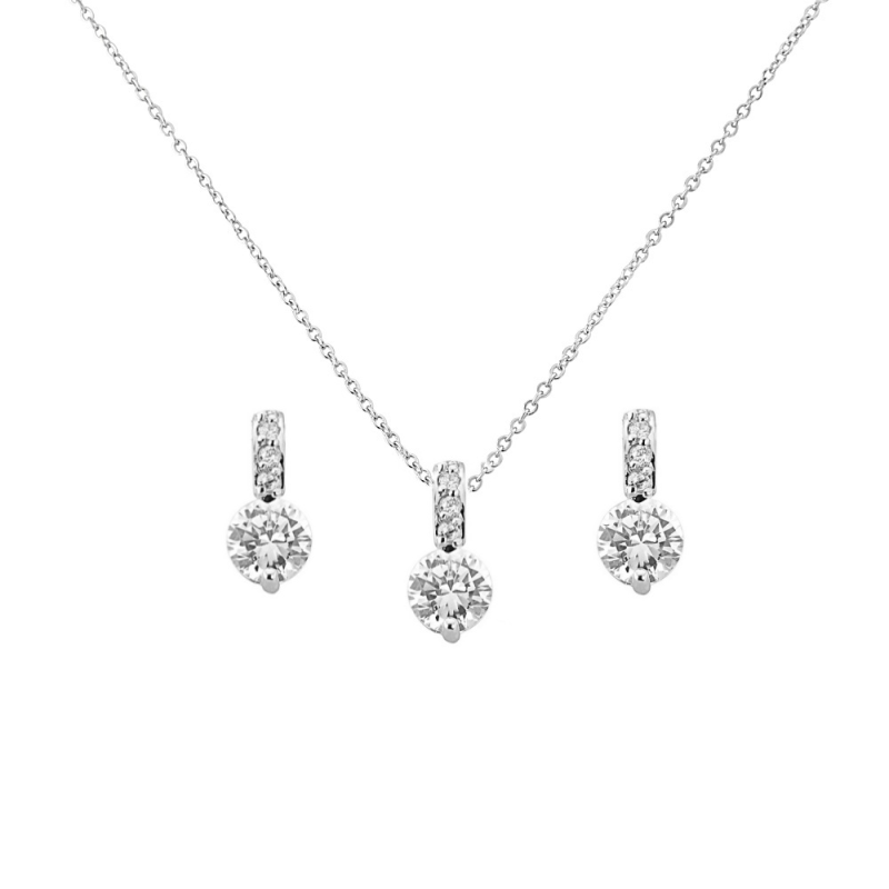 Crystal Jewellery Set, Occasion Jewellery