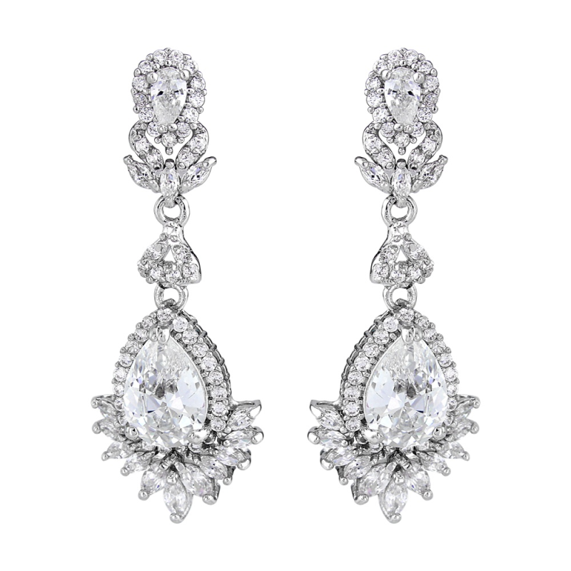 Statement Chandelier Earrings, Occasion Jewellery