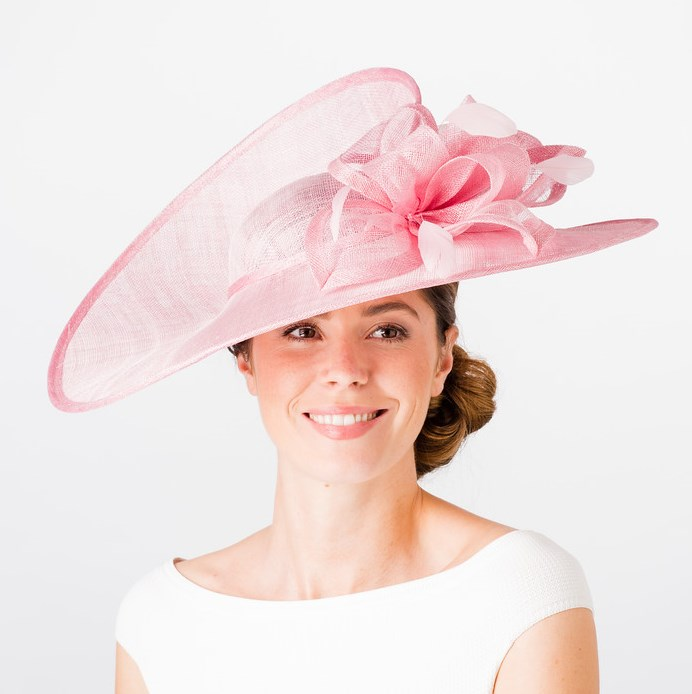 Large Pink Hatinator, Ladies Hats